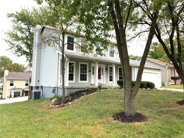 1115 Scoville Place Court, Florissant, MO 63031 (#20070146) :: Clarity Street Realty
