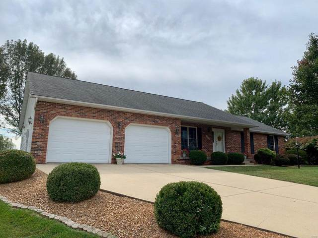 1306 Angela Court, Greenville, IL 62246 (#20070149) :: Fusion Realty, LLC
