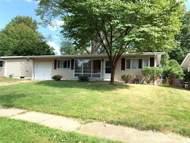 140 Grenoble Lane, Florissant, MO 63033 (#20070159) :: RE/MAX Professional Realty