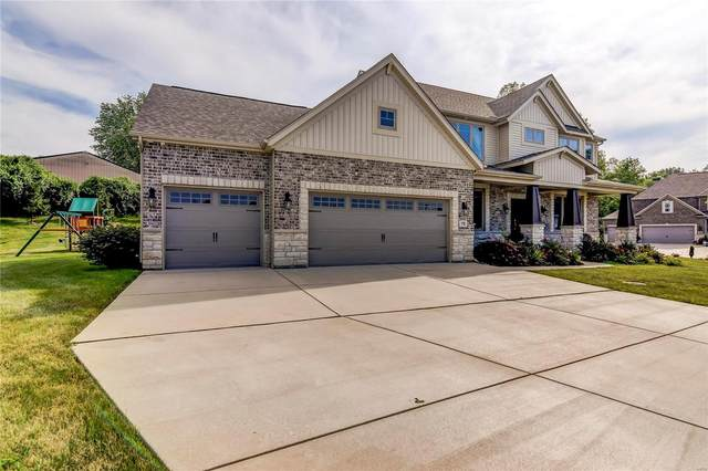 176 Shortleaf Pine, Saint Charles, MO 63304 (#20070162) :: St. Louis Finest Homes Realty Group