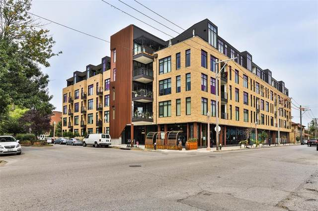 4101 Laclede Avenue #403, St Louis, MO 63108 (#20070178) :: Matt Smith Real Estate Group