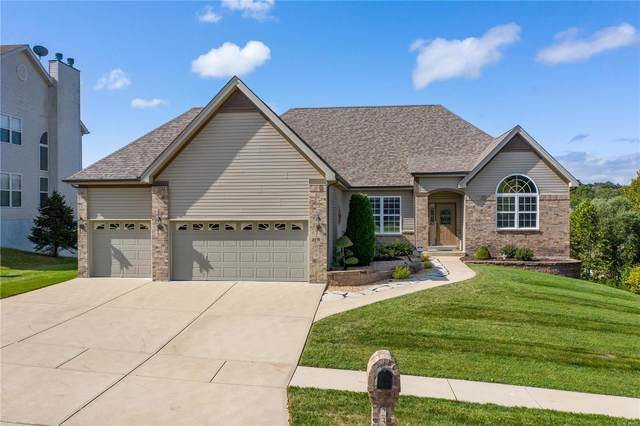 2311 Tribute Drive, Arnold, MO 63010 (#20070179) :: The Becky O'Neill Power Home Selling Team