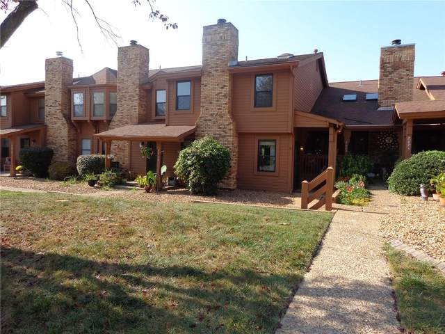 2021 Avignon #F, Saint Charles, MO 63303 (#20070207) :: Realty Executives, Fort Leonard Wood LLC