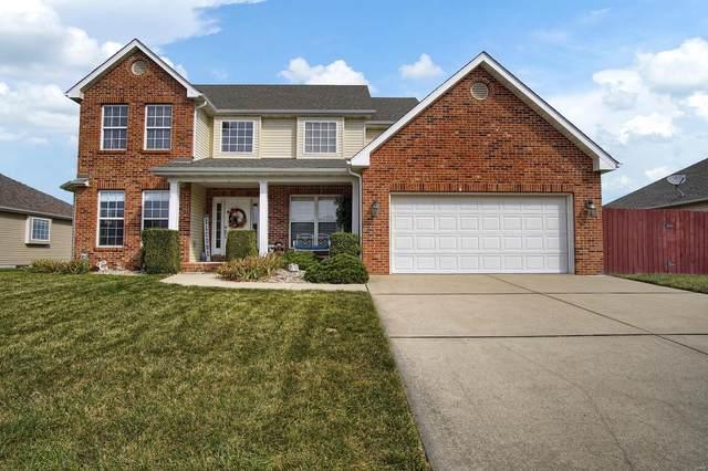11 Oakshire Drive, Glen Carbon, IL 62034 (#20070232) :: Fusion Realty, LLC