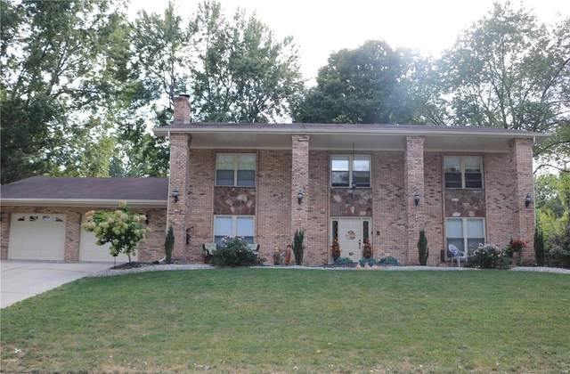 117 Greenbriar, Belleville, IL 62221 (#20070253) :: Clarity Street Realty