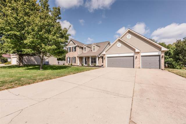 210 Fieldspring Court, O'Fallon, IL 62269 (#20070281) :: RE/MAX Vision