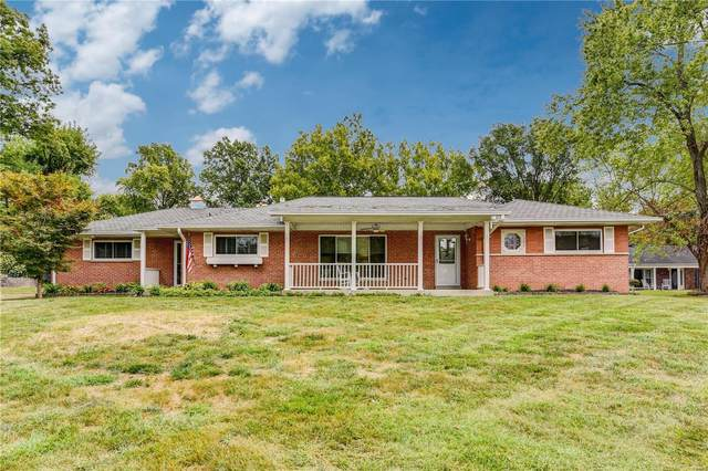 66 Grand Circle Drive, Maryland Heights, MO 63043 (#20070304) :: The Becky O'Neill Power Home Selling Team