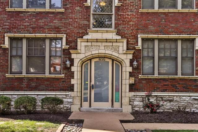 4220 Mcpherson Avenue #103, St Louis, MO 63108 (#20070324) :: RE/MAX Vision