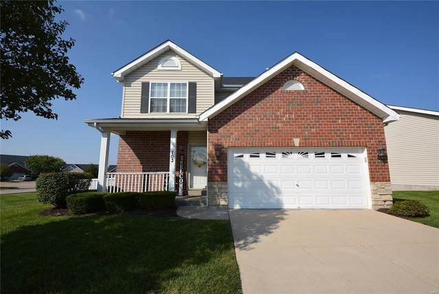 103 Granite Way, Wentzville, MO 63385 (#20070367) :: RE/MAX Vision