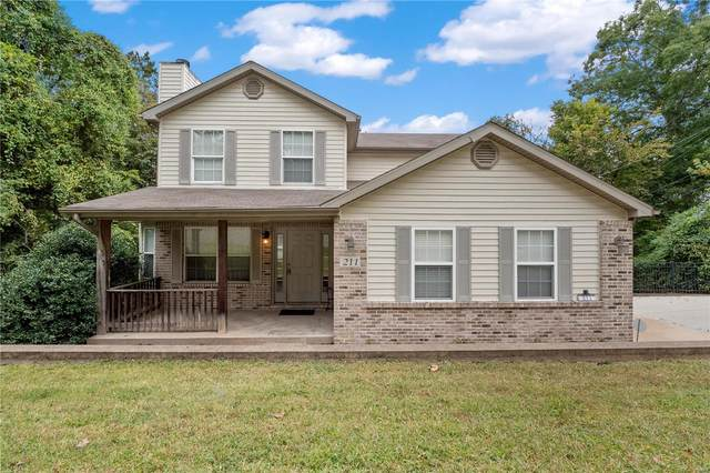 211 Jefferson Avenue, Valley Park, MO 63088 (#20070388) :: RE/MAX Vision