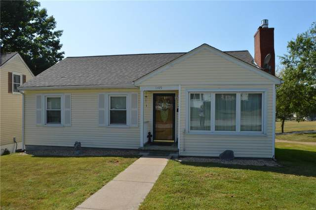 1109 N Taylor Avenue, Crystal City, MO 63019 (#20070401) :: RE/MAX Professional Realty