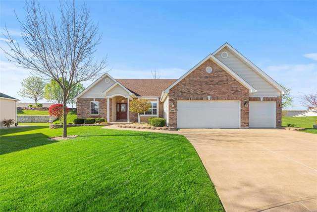 118 Cypress Meadows Drive, Wentzville, MO 63385 (#20070424) :: The Becky O'Neill Power Home Selling Team