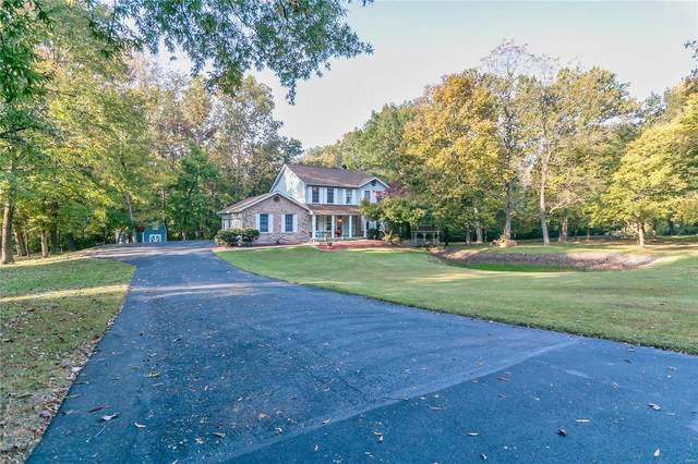 19195 Old Jamestown Road, Florissant, MO 63034 (#20070444) :: Parson Realty Group
