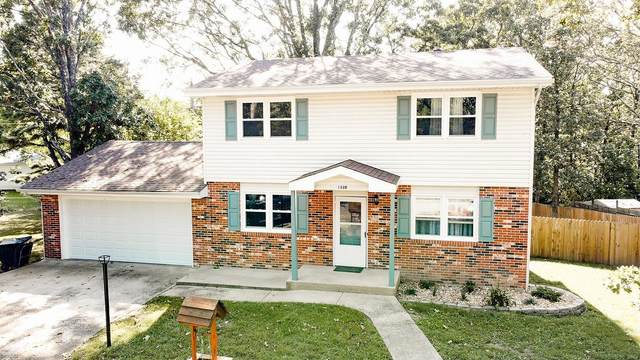 1320 Woodlawn Drive, Rolla, MO 65401 (#20070476) :: Clarity Street Realty