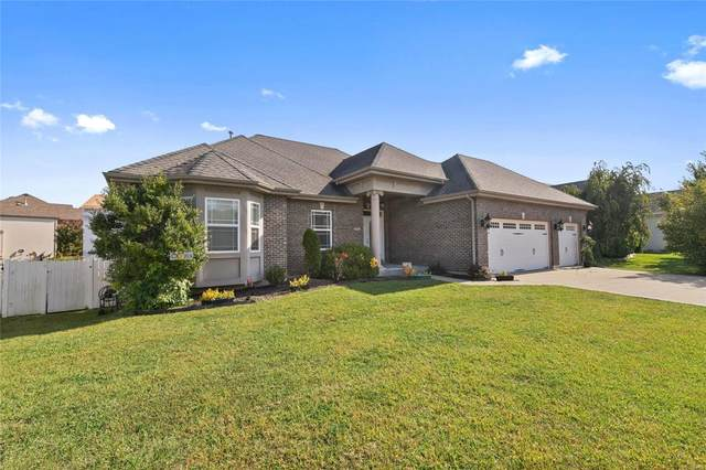 1020 Moragn Meadow, Wentzville, MO 63385 (#20070481) :: RE/MAX Vision