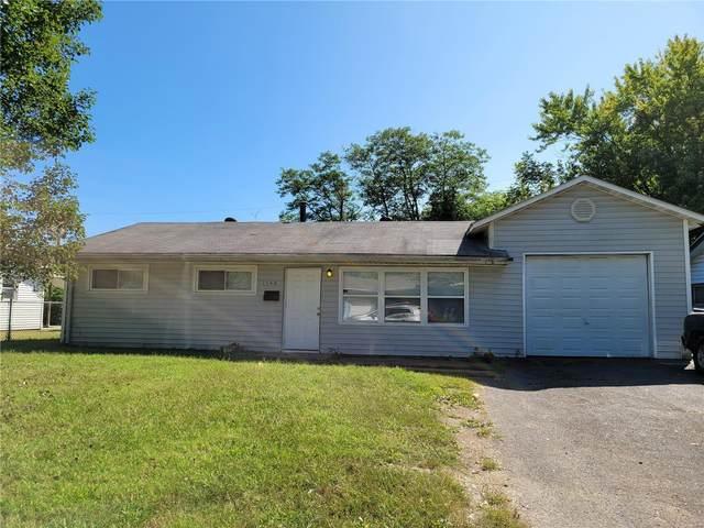 1740 Parklane, Cahokia, IL 62206 (#20070497) :: Clarity Street Realty