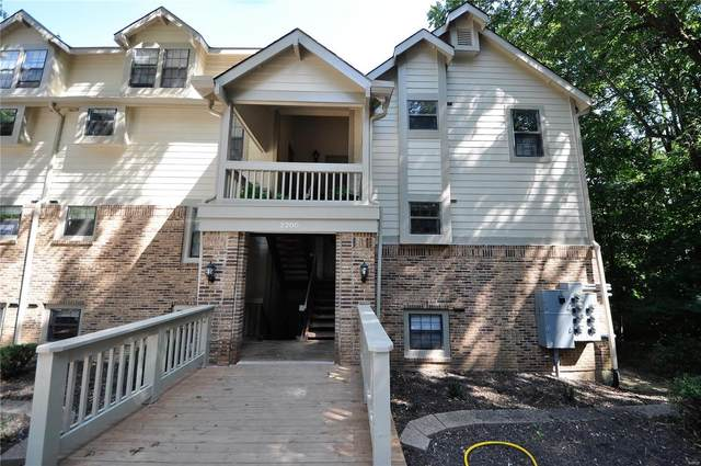 2200 Canyonlands Drive F, Maryland Heights, MO 63043 (#20070514) :: Tarrant & Harman Real Estate and Auction Co.