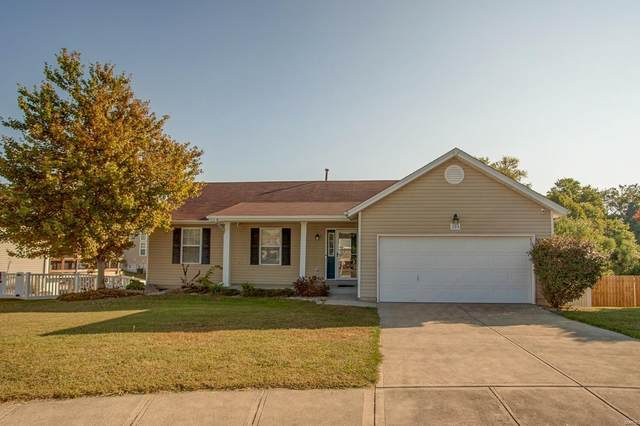 103 Evergreen Court, Collinsville, IL 62234 (#20070522) :: RE/MAX Professional Realty