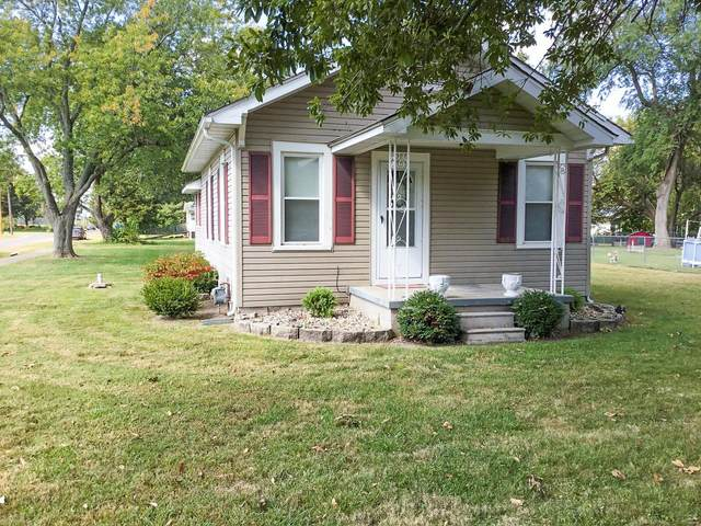 307 N Lincoln Street, Worden, IL 62097 (#20070544) :: Clarity Street Realty