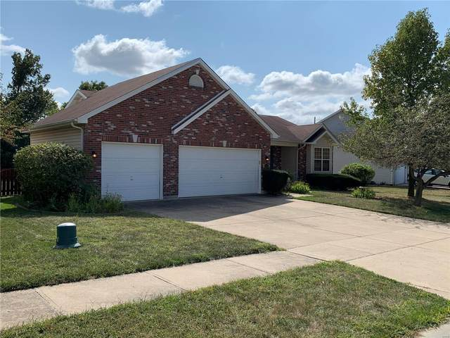 1162 Hampton Meadows Drive, Dardenne Prairie, MO 63368 (#20070550) :: RE/MAX Vision