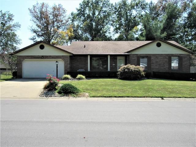 5021 Southwood Drive, Godfrey, IL 62035 (#20070559) :: Clarity Street Realty