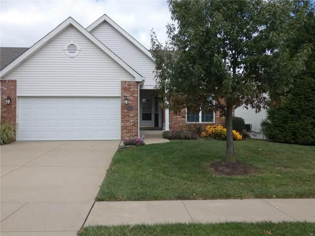 6815 Kensington Drive, Maryville, IL 62062 (#20070573) :: Tarrant & Harman Real Estate and Auction Co.