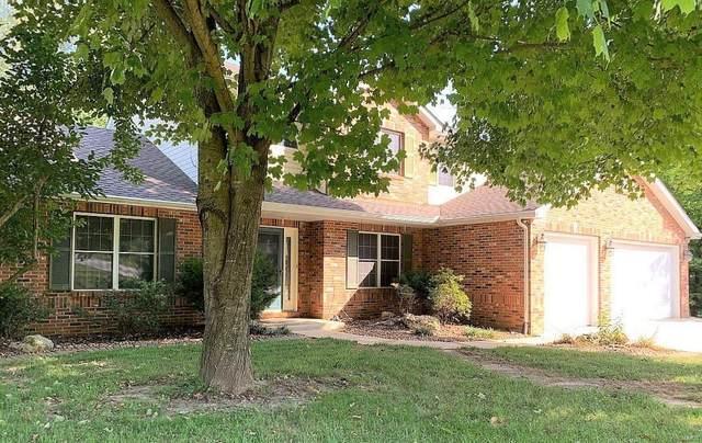 110 Hillside Court, Collinsville, IL 62234 (#20070596) :: Fusion Realty, LLC