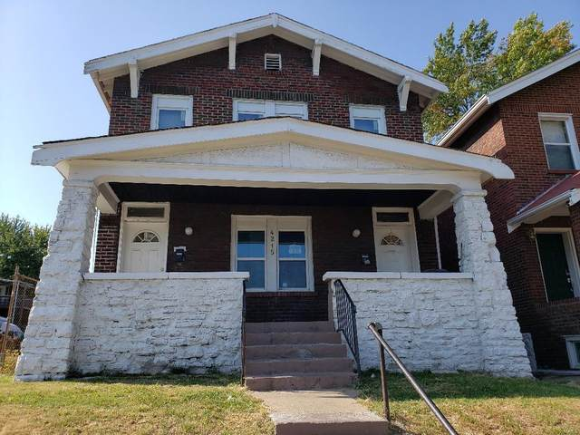 4215 Shreve Avenue, St Louis, MO 63115 (#20070605) :: RE/MAX Professional Realty