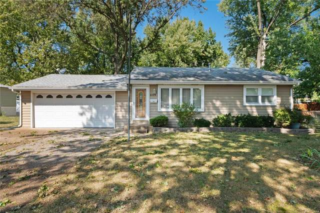965 Flora Lane, Florissant, MO 63031 (#20070624) :: Realty Executives, Fort Leonard Wood LLC