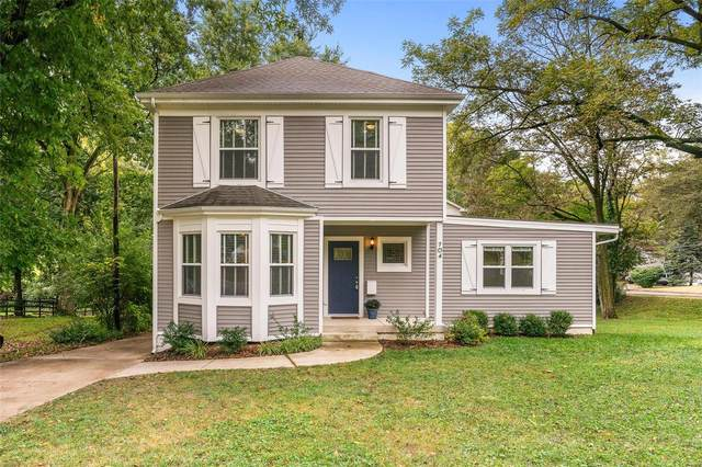 704 Yale Avenue, Webster Groves, MO 63119 (#20070646) :: Kelly Hager Group | TdD Premier Real Estate