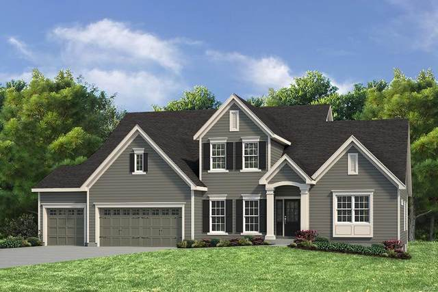 1 Glenhurst II @ Windsor Park, Lake St Louis, MO 63367 (#20070708) :: Parson Realty Group