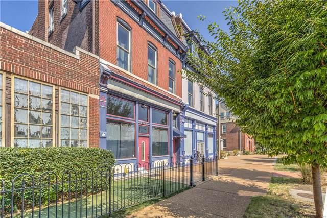 1803 Lafayette Avenue D, St Louis, MO 63104 (#20070757) :: Peter Lu Team
