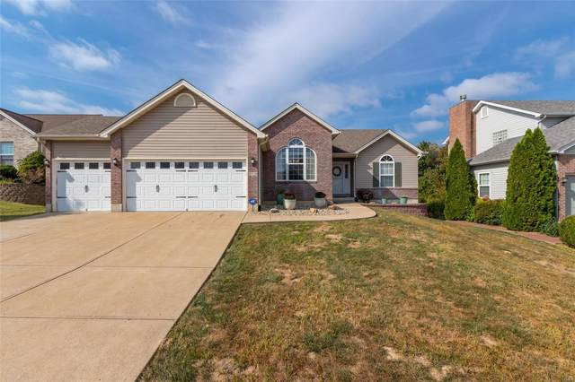 9919 Lockeport Point, Hillsboro, MO 63050 (#20070791) :: Walker Real Estate Team
