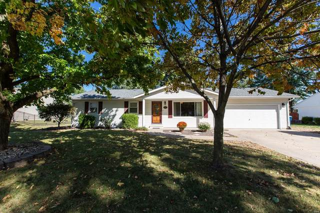 412 N 1st Street, New Baden, IL 62265 (#20070795) :: RE/MAX Vision