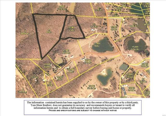 0 Firetower Road 22 +/- Acres, Warrenton, MO 63383 (#20071009) :: The Becky O'Neill Power Home Selling Team