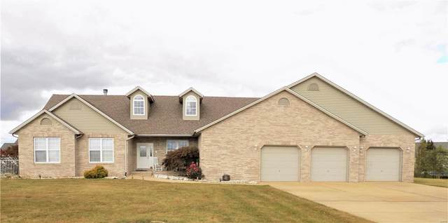 9801 Beacon Street, Saint Jacob, IL 62281 (#20071060) :: Parson Realty Group