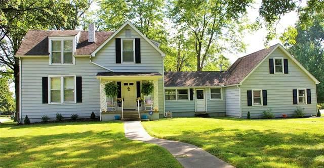 6 Country Club Acres, Belleville, IL 62223 (#20071107) :: Peter Lu Team