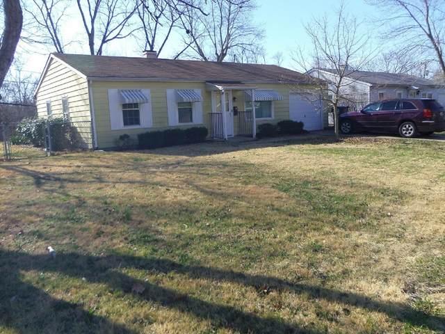 911 St Matthew Drive, Cahokia, IL 62206 (#20071290) :: Clarity Street Realty