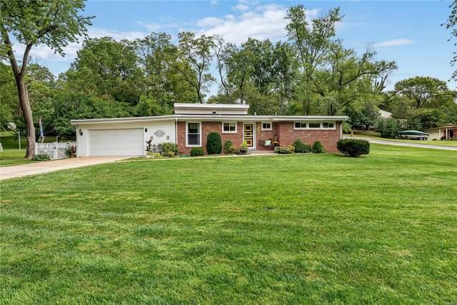 4901 Saint Gemme Lane, St Louis, MO 63128 (#20071299) :: PalmerHouse Properties LLC