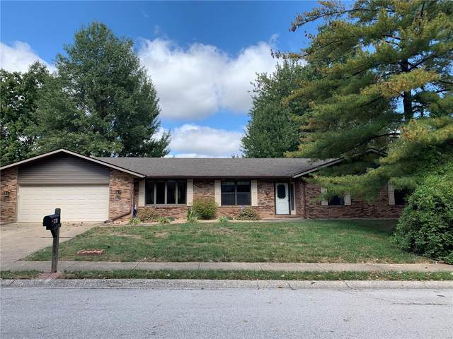 803 Indian Springs Road, O'Fallon, IL 62269 (#20071326) :: The Becky O'Neill Power Home Selling Team