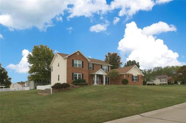 5201 Roanoke Drive, Weldon Spring, MO 63304 (#20071339) :: Parson Realty Group