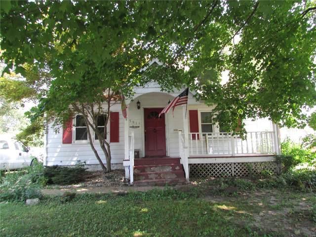 301 Sheridan Street, Bethalto, IL 62010 (#20071345) :: Tarrant & Harman Real Estate and Auction Co.