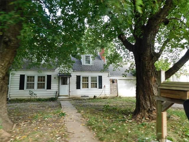 4372 Bohm School, Edwardsville, IL 62025 (#20071436) :: Century 21 Advantage