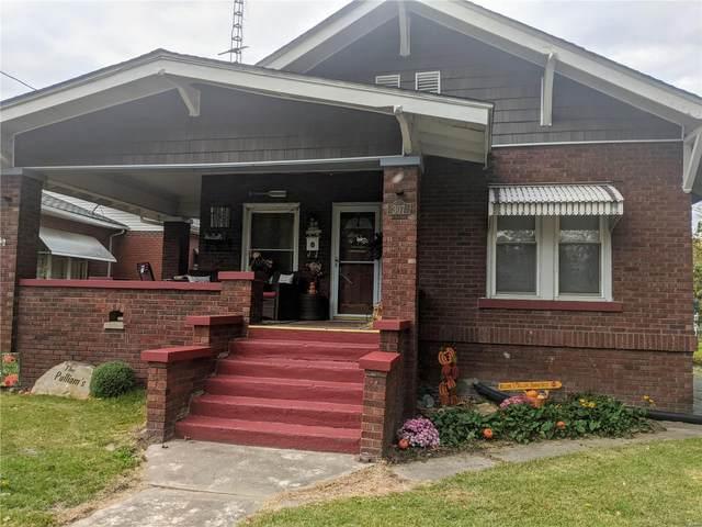 307 Mitchell, BENTON, IL 62812 (#20071441) :: Century 21 Advantage