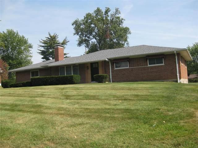 10532 Roxanna Drive, St Louis, MO 63128 (#20071502) :: Clarity Street Realty