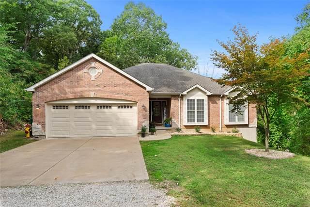 609 Hoene Ridge Estates Drive, Eureka, MO 63025 (#20071673) :: PalmerHouse Properties LLC
