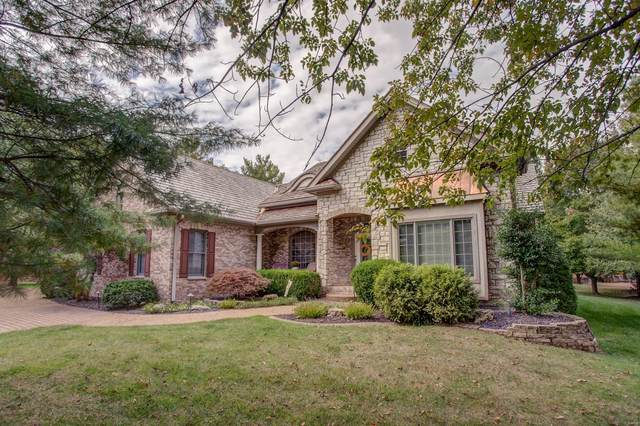 1209 S Oxfordshire Lane, Edwardsville, IL 62025 (#20071753) :: Parson Realty Group