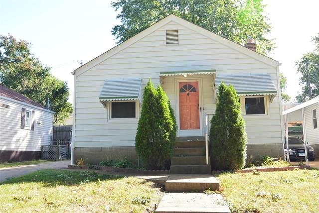 3222 Jasper Park, St Louis, MO 63139 (#20071763) :: Walker Real Estate Team