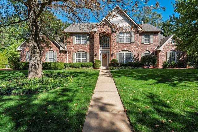 11929 Edwards Place Court, St Louis, MO 63128 (#20071771) :: Parson Realty Group