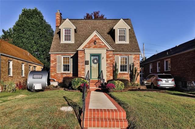 733 Bellavilla Drive, St Louis, MO 63125 (#20071783) :: Peter Lu Team